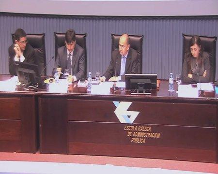 Mesa redonda: A implementación dos fondos no novo período de programación 2014-2020  - Os novos Fondos Europeos e a súa execución en España